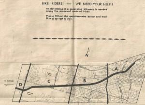 1978 Plan 565 Bikeway