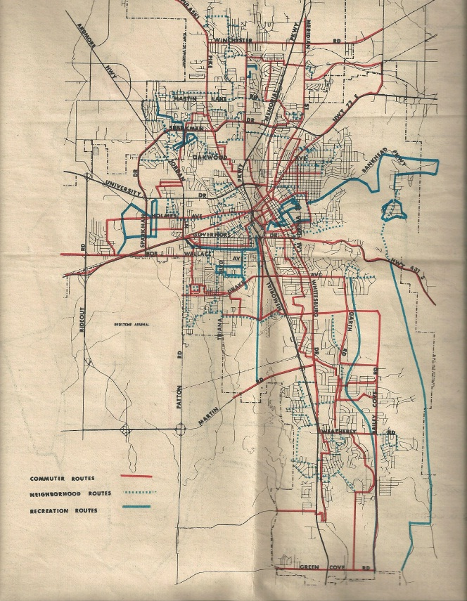 1978 Plan Bikeways