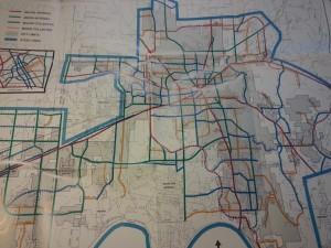 1993 Major Street Plan