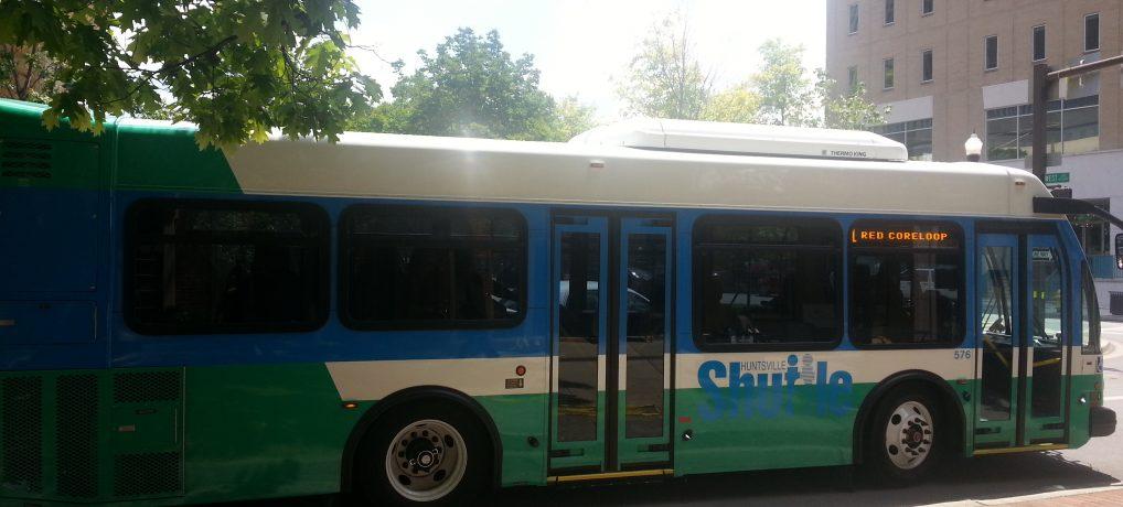 Transit Service Change: Downtown Weekend Circulator
